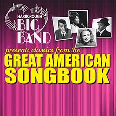 "Harborough Big Band ""The Great American Songbook"", Saturday 17th November"